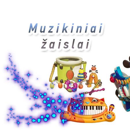 Muzikiniai žaislai