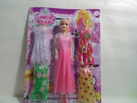 Lėlytė princesė - dizainerių namai