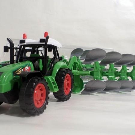 Traktorius - jaunasis ukininkas